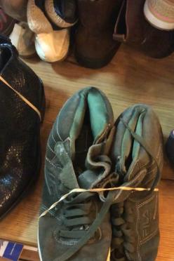 1802 Взуття міх крем! Собівартість одної пари взуття 95,11 грн
